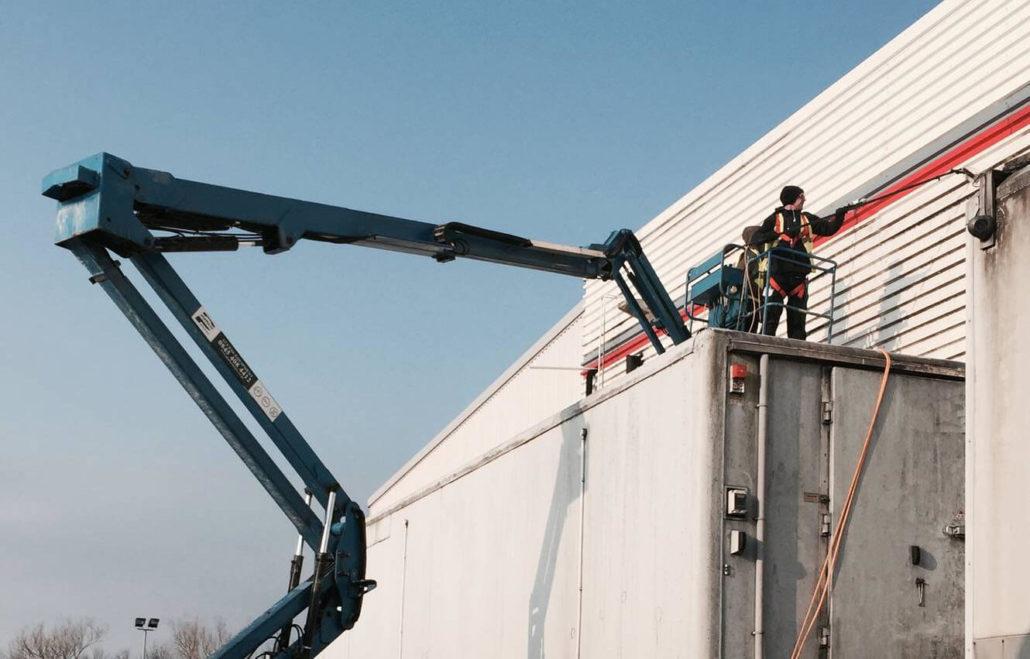 commercial window cleaning milton keynes