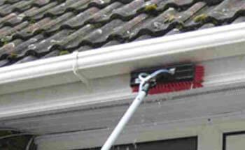 Fascia cleaning Milton Keynes
